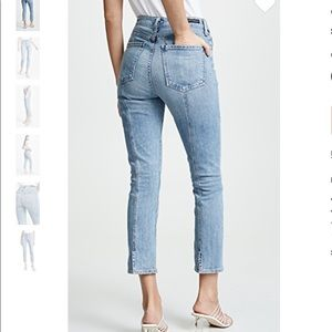 NWT Citizens of Humanity Highwaisted Jeans size 27